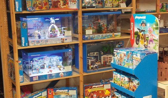 Playmobil en Lego